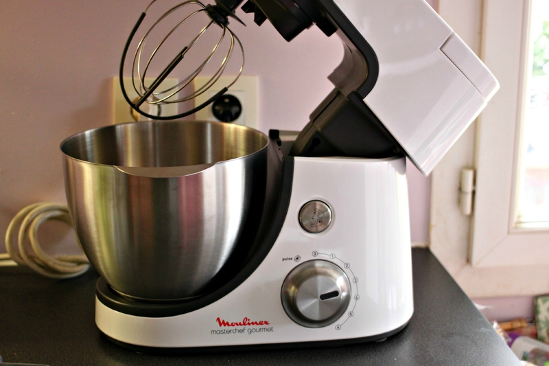 Mon test du robot p tissier masterchef gourmet moulinex - Robot cuisine masterchef ...