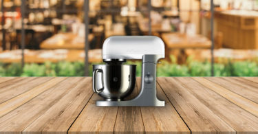 test kenwood KMX 50 robot patissier