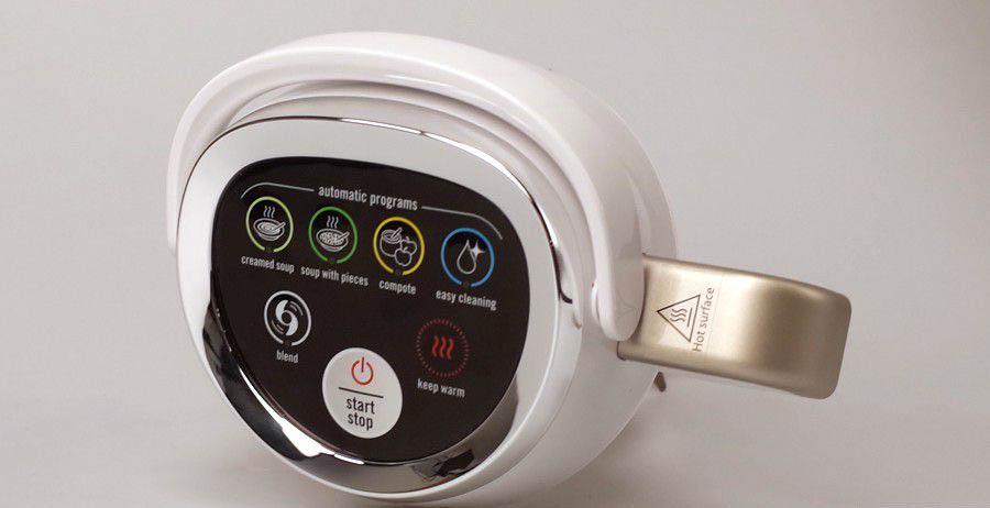 test moulinex lm841110 easy soup. Black Bedroom Furniture Sets. Home Design Ideas