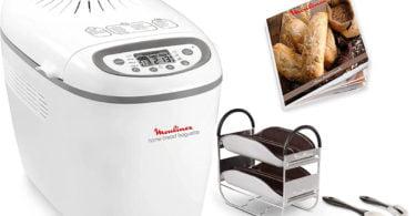 notre avis sur la machine à pain Moulinex OW610110